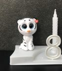 Miniature Bougie anniversaire avec figurine Mini Boos